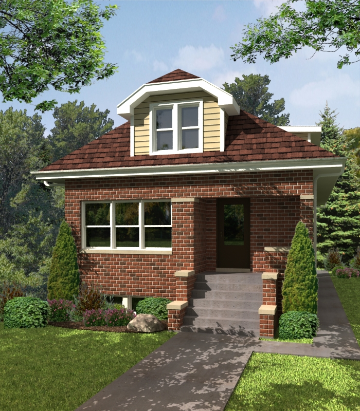 Retirement Bungalows For Sale: SPG Chicago Real Estate